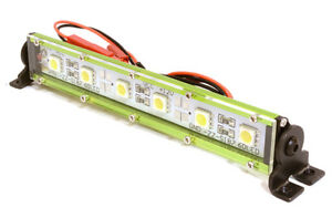 INTEGY RC C26700GREEN Roof Top SMD LED Light Bar 123x17x21mm for 1/10 Crawler