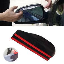 Car Auto Rear View Rearview Mirror Rainproof Rain Water Cover Blade Sun Visor PS