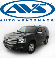 AVS 622011 Aeroskin Bug Shield Chrome Hood Protector 07-14 Chevy Avalanche Tahoe
