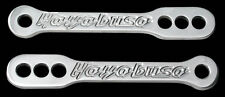 HAYABUSA POLISHED AWESOME INSANE LOWERING LINKS FIT YEARS 99/07 ONLY