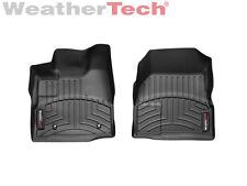 WeatherTech FloorLiner Floor Mats for Equinox/Terrain - 10-11 - 1st Row - Black