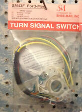 Shee-Mar SM43F TURN SIGNAL SWITCH 1967 FORD GALAXIE MUSTANG TORINO
