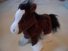 Webkinz Clydesdale Horse - NO CODE