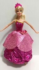 1998 Barbie Princess Charm School Blair Doll 3 in 1 Transforming Dress Sophia