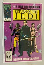 Star Wars Return of the Jedi #1 Direct 8.0 VF (1983) Movie