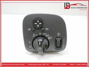 MERCEDES CLK (C209) 200 KOMPRESSOR Schalter Licht ANTRA A2035450604 ORIGINAL