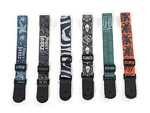 PAPERJAMZ WowWee Guitar Strap 6 Styles Series 1 Collect them all  RRP £12.99