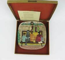 Beswick Christmas Around The World by Royal Doulton America Collectors Plate #ed