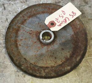 84-85 Toyota Celica 22re Power Steering Pump Pully Single Groove V-Belt