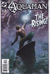 Aquaman #3 (vol 6) - Apr 2003, DC