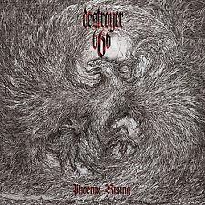 Destroyer 666 (Deströyer 666) - phoenix rising, CD, Neuware