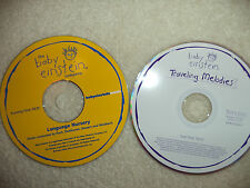 Baby Einstein Melodies Set of 2      ***FREE SHIPPING***