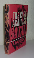 The Against Satan by Ray Russell Hardback With Unclipped Dustcover 1963 1st UK