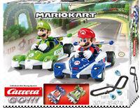 Carrera Go!!! 62432 Mario Kart 2018 1/43 Scalextric-Style Slot Race Set