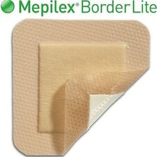 Mepilex Border Lite Dressings 10CM X 10.5CM (10 Pieces) Brand New FAST DELIVERY!