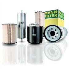 Mann Filtro de Combustible Mercedes 190/8 100 W201 W115 631 2,0 -2 , 4 Diesel