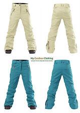 Westbeach Ladies Amery Ski / Snowboard Pants - Clay or Seaweed - 20k 20k