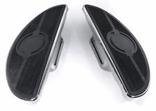 Trittbretter Set Kit vorne + hinten mit Halterung für Harley Davidson Universal