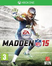 Madden NFL 15 (Football Americano 2015) XBOX ONE IT IMPORT ELECTRONIC ARTS
