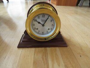 Chelsea ships strike clock