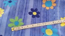 Crafts Lot Unbranded Floral Fabric
