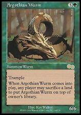 *MRM* ENG Argothian Wurm (Guivre argothienne) MTG Urza's saga