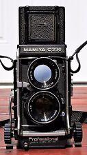 Mamiya C330 Professional TLR Camera with Mamiya-Sekor 1:2.8 f=80mm Lens