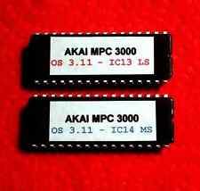 Akai MPC 3000 OS 3.11 Roger Linn Operating System EPROM Upgrade