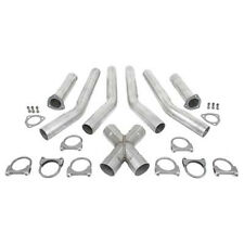 Jones Exhaust Full Boar X Pipe 3 inch Dia Jones Exhaust Universal X pipe kit