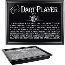 Ultimate Gift For Man 8832 Dart Player Lap Tray