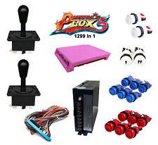 1299 In 1 Pandoras Box Horizontal Conversion Kit Buttons Jamma Power Supply More