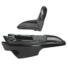 Verkleidungsset Verkleidung 2 Verkleidungsteile in Schwarz für Yamaha PW50 PW 50