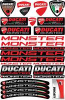 Ducati Panigale Abziehbilder R 899 949 1199 1299 Motorrad 49 Aufkleber Set /230