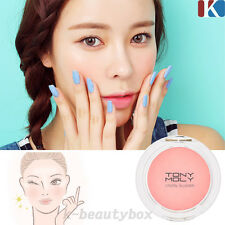 BLUSH POWDER Face Blusher Makeup 6g #3. Pleasure Peach / Korean Cosmetics