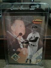 1994 TED WILLIAMS #LP2 TED WILLIAMS HOF BOSTON RED SOX OUTFIELDER