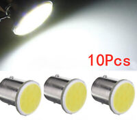 10X 1156 BA15S P21W DC 12V 12 SMD LED COB Auto Car Reverse Light Lamp Bulb White