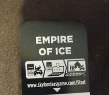 Empire of Ice Skylanders Spyro's Adventures Code Only!