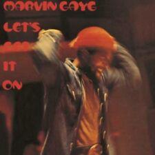 MARVIN GAYE LET'S GET IT ON 180 GRAM VINYL LP (2015)
