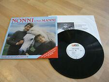 LP Nonni und Manni Soundtrack Klaus Doldinger WEA Vinyl 2440261 Schallplatte