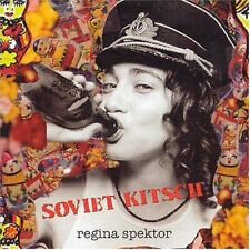 Regina Spektor - Soviet Kitsch - Regina Spektor CD DCVG The Cheap Fast Free Post