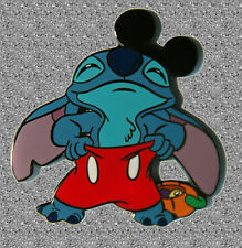 Stitch in Mickey Costume Pin - DISNEY AUCTIONS Pin LE 1000