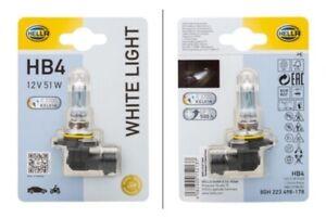 HELLA Glühlampe Glühbirne Fernscheinwerfer Fernlicht WHITE LIGHT 8GH 223 498-178
