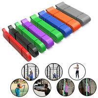 GYM Latex Exercice Bandes Resistance Elastic Band Pull Up Assist Bands/Fitness