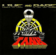 TANK Live and Rare CD NWOBHM