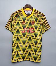 Retro Arsenal Home Soccer Jersey 1991/1993 football Shirt