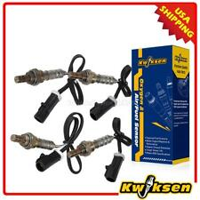 4x O2 Oxygen Sensors Upstream + Downstream For Ford F-150 Expedition 1999-2003