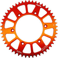 SUNSTAR REAR SPROCKET ALUMINUM ORANGE 50T 5-354750OR Aluminum 95-4750 1211-1338