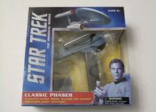 More details for star trek   classic phaser prop replica   playmates