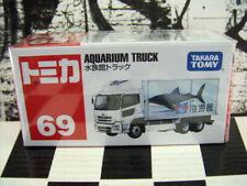 Tomica #69 Aquarium Truck New In Box