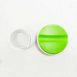 Magnetic Wrist Pin Caddy With Groove, Green, Fast Shipping